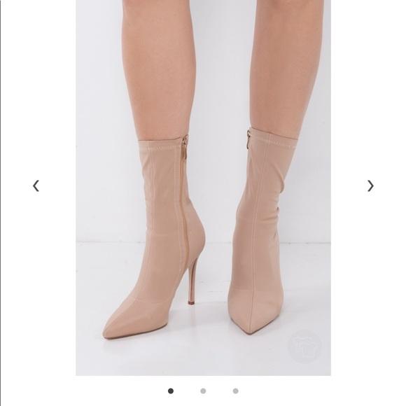 3d2cdaf71 New sock booties. NWT. AKIRA